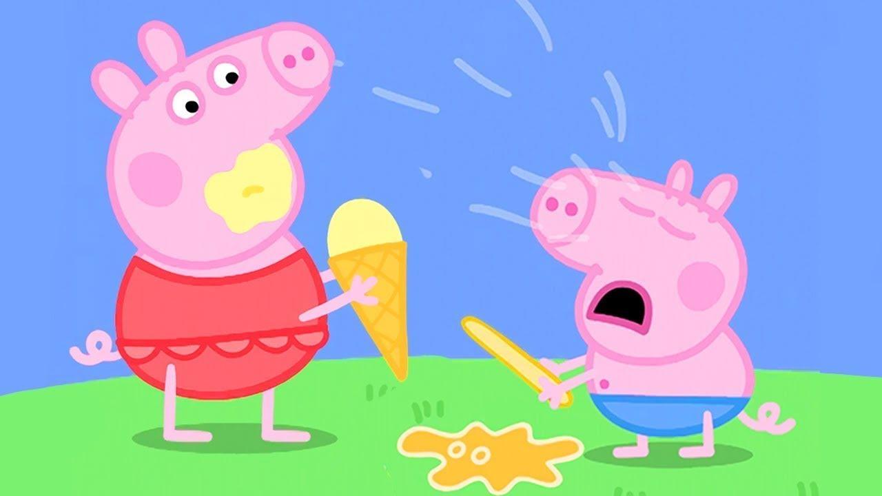 Peppa Pig Français | Une Chaude Journée | Compilation Spéciale | Dessin Animé Pour Bébé