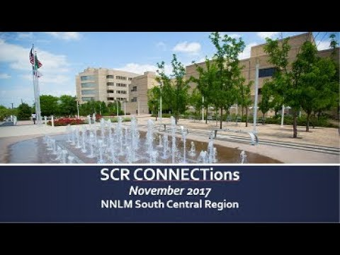SCR CONNECTions - Partnering with Community Health Workers (November 8, 2017)