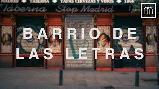 Ruta por el Barrio de las Letras | MADRID SECRETO