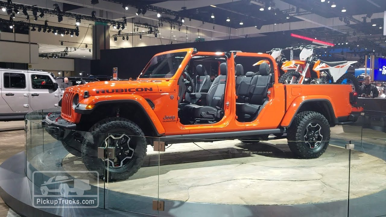 2020 Jeep Gladiator: First Impressions – PickupTrucks.com ...