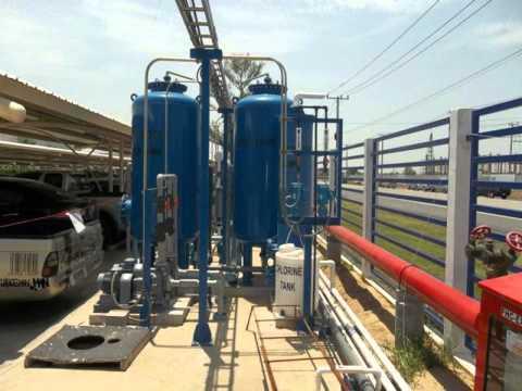 รับดูแลระบบบำบัดน้ำเสีย ถังบําบัดน้ําเสีย cotto dos