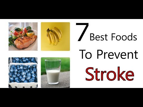 7 Best Foods To Prevent Stroke- Best Foods To Reduce Stroke Risk