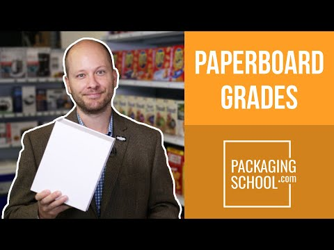 Paperboard Grades Rule the Packaging World