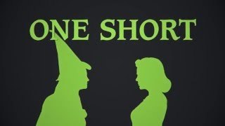 One Short Day Kinetic Lyric Video #readalong | WICKED the Musical