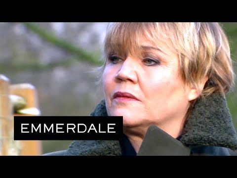 Emmerdale - Brenda Witnesses Bob and Laurel