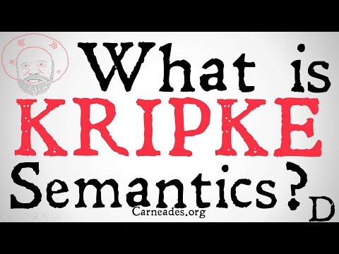 What is Kripke Semantics? (Modal Logic)