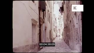 1970s Corfu Old Town, Greece