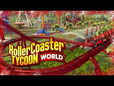 RollerCoaster Tycoon World News | Six Flags Collaboration and Behind the Scenes (Blog Post #18)