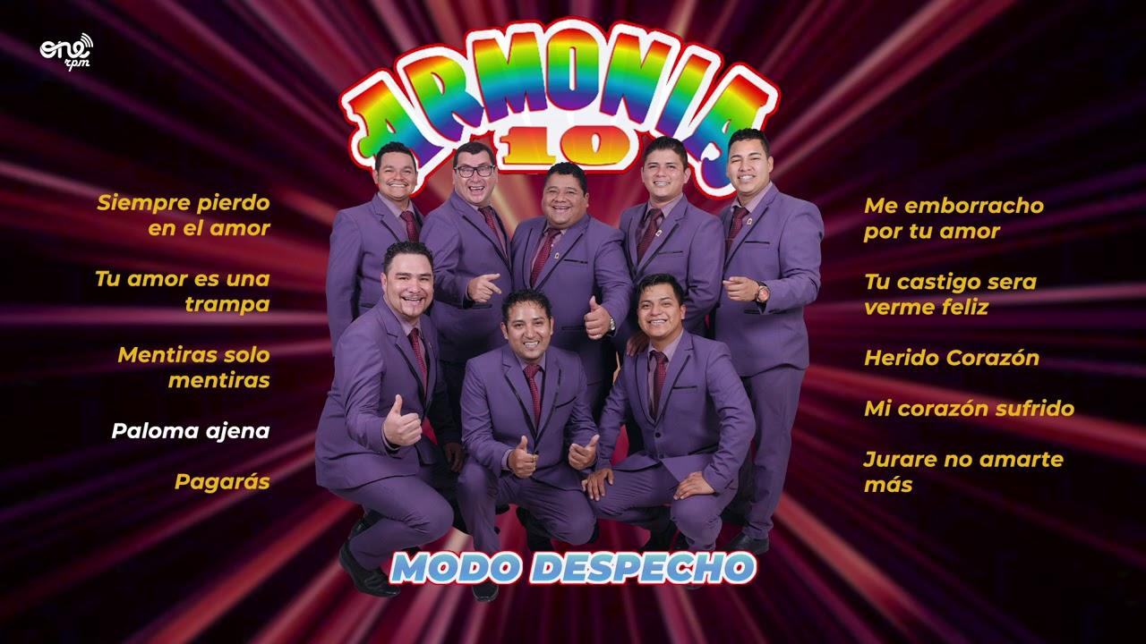 ARMONIA 10 - MIX 2020 MODO DESPECHO