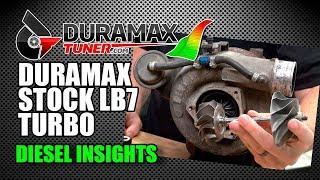 The Duramax Diesel LB7 Turbocharger - Diesel Insights