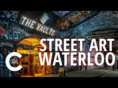 STREET ART UNCOVERED: WATERLOO   CANVAS EXPLORES