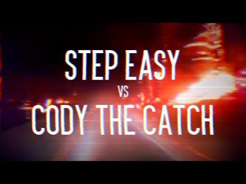 KOTD - Rap Battle - Step Easy vs Cody The Catch | #GZ