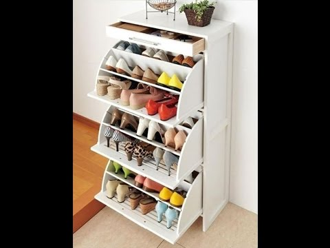 Ideas de como organizar tus zapatos youtube - Ideas para decorar zapatos de nina ...
