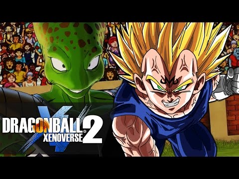 THE LEGENDARY RAMON?! KaggyFilms VS ThunderShot | Dragon Ball Xenoverse 2 RANDOM BATTLE