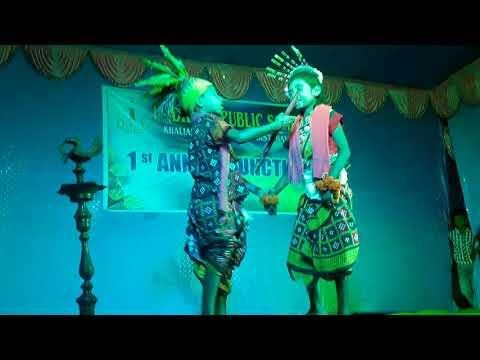 Kasi baunsa ra pati dance I-DREAM PUBLIC SCHOOL 1ST ANNUAL FUNCTION KHALIAPALI 2018