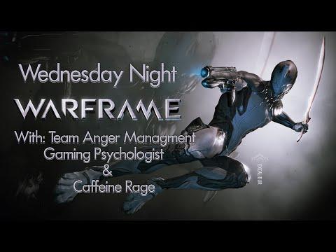 Wednesday Night Warframe - Into the Dark Void for Forma!