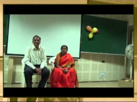 University of Hyderabad, Prof. C S Sunandana felicitation - part - 3