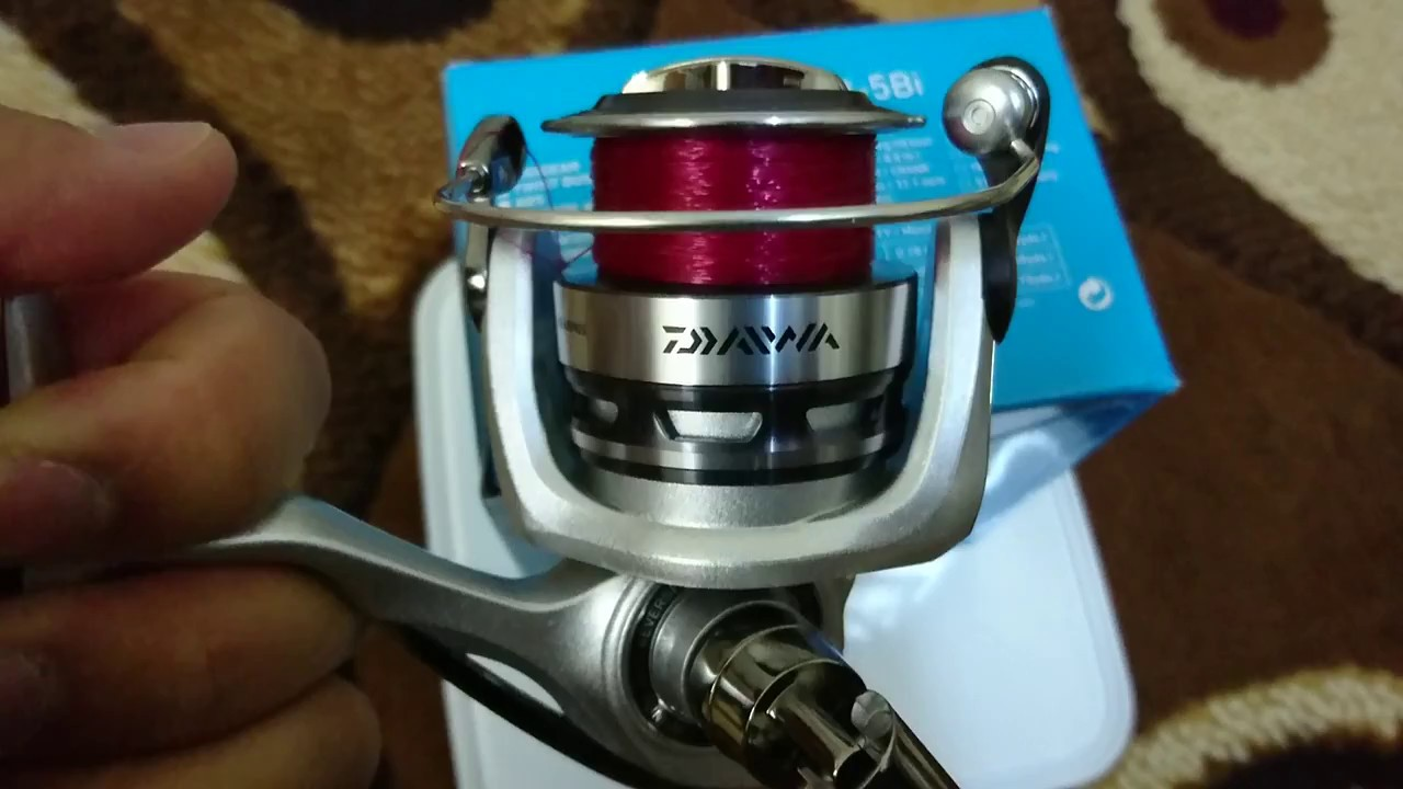 ebd5265997c Daiwa Laguna 3000-5Bi | Dopest Fishing Reel for the Money - YouTube