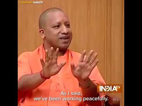 BuzzFeed India on CM Yogi Adityanath