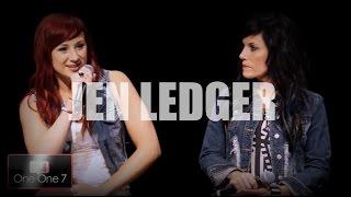 Skillet - Jen Ledger Talks About Auditioning | One One 7 TV Nashville