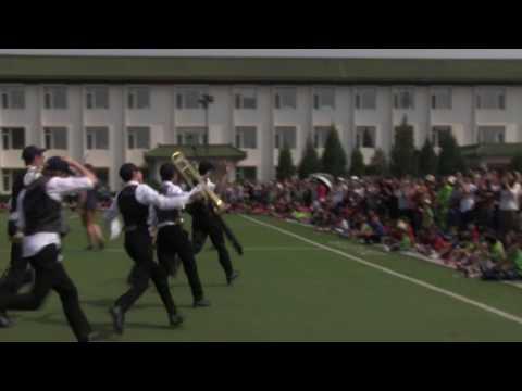 Cal Band Asia Tour: Daystar Academy
