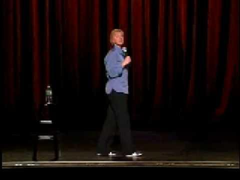 Ellen DeGeneres: Thoughts On Plane Seating