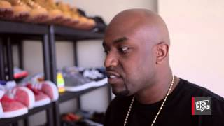 "A ""sneak Peek"" Inside Rico Love's Sneaker Closet"