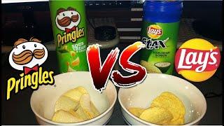 Pringles VS Lay