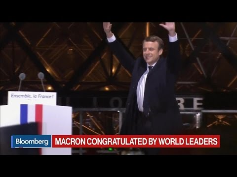 Macron Elected New French President