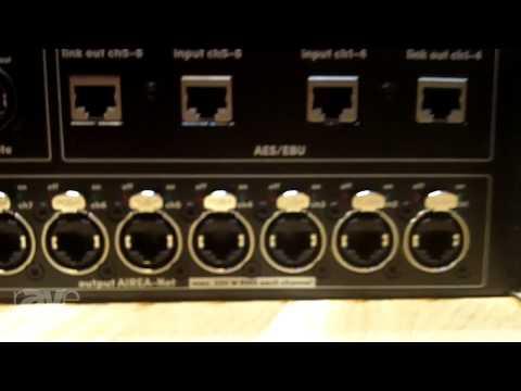 ISE 2015: Fohhn Presents Airea Intelligent Audio Distribution System