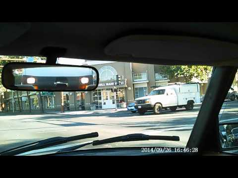 Drive Redwood City California El Camino Real Atherton Menlo Park