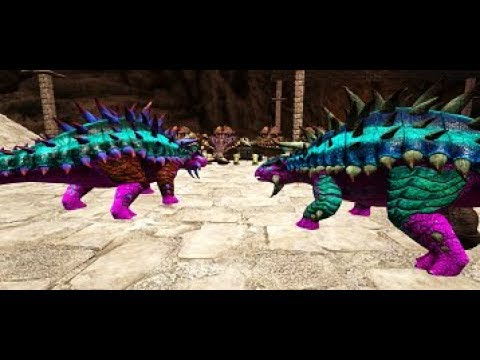 Mutations and You - A Guide on Breeding in ARK: Survival Evolved