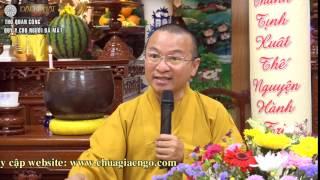 Vấn đáp: Thờ Phật ở lầu dưới, báo mộng và gọi hồn, hồi hướng công đức, ý nghĩa ngôi chùa,...