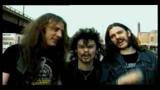 Motörhead -  PA System - Love me like a Reptile