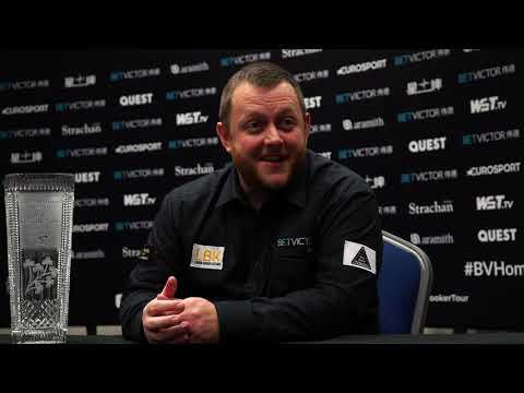 Mark Allen Wins BetVictor Northern Ireland Open!
