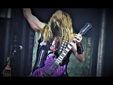 Zakk Sabbath  Children of the Grave + Snowblind  Aftershock 2016