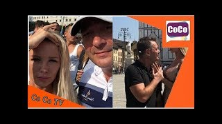 Jacek Rozenek i Roksana Gąska na wakacjach we Włoszech. Ale oni się kochają!