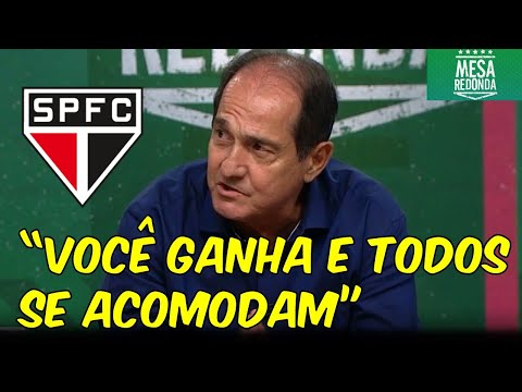 """""""O SPFC GANHOU muitos títulos E PAROU, acharam que já eram os caras"""", Muricy Ramalho (08/03/20)"""