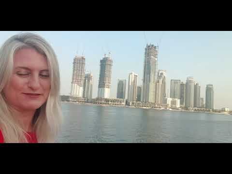 Dubai Creek Harbour construction update Nov 2020 by a Dubai property agent