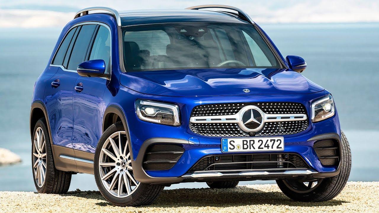 2020 Mercedes-Benz GLB 7-Seat SUV - Driving, Off-road ...