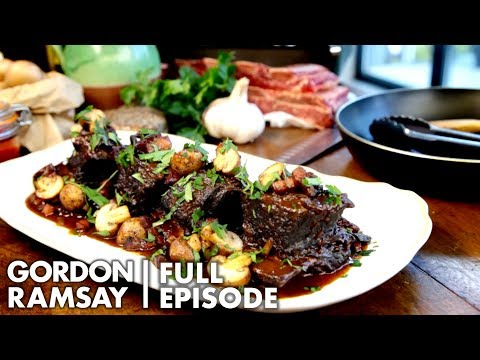 Gordon Ramsay's Ultimate Guide To Slow Cooking | Ultimate Cookery Course