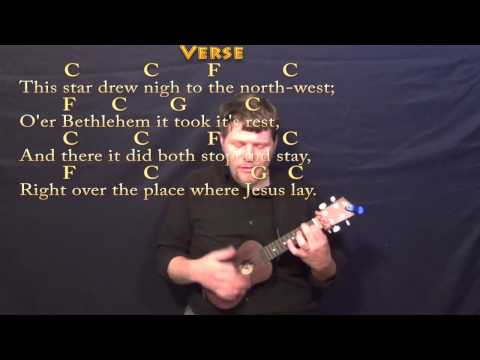 The First Noel Ukulele Chords By Hymn Worship Chords