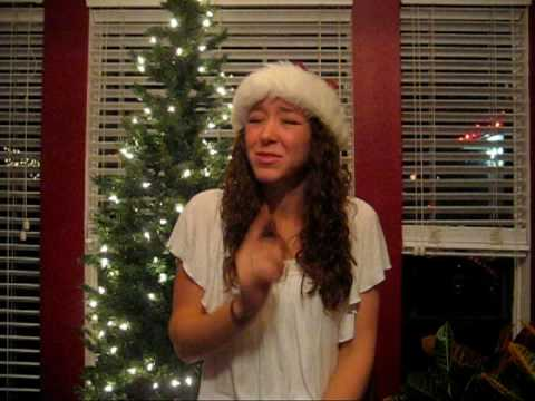 Ba, Its Cold Outside! in ASL DUET!!