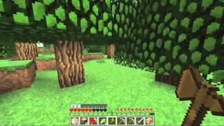 MineCraft LP [ Путешествие в квадратном мире ] №2 - Домик ^_^(Есть вопрос? Открой описание, там всё есть -_- Если вам понравилось видео ставьте лайк и подписывайтесь на..., 2013-07-03T16:32:32.000Z)