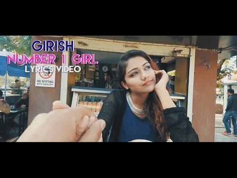 Girish Khatiwada - Number 1 Girl    Nepali Hip Hop R&B