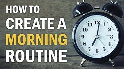 How to Create a Morning Routine (and Stick to It Long-Term)