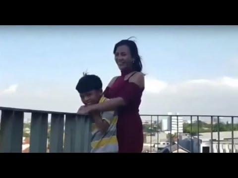 Pemeran Video M3sum Wanita Dewasa dengan Bocah, di duga PSK