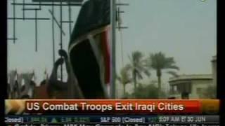 US Combat Troops Exit Iraqi Cities - Bloomberg