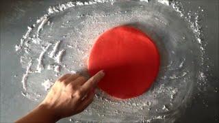 DIY * JAK ZROBIĆ LUKIER PLASTYCZNY/ MASĘ CUKROWĄ NA TORT*
