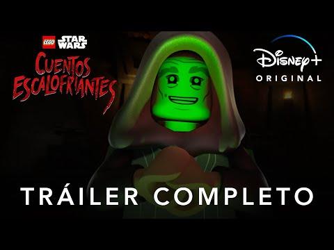 LEGO Star Wars: Cuentos Escalofriantes   Tráiler Completo   Disney+